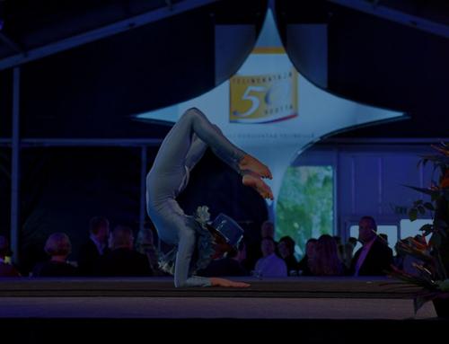 Telinekataja Oy – 50-vuotisjuhlat